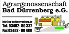 Agrargenossenschaft Bad Dürrenberg e.G.